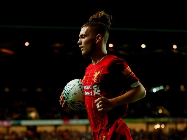 Harvey Elliott 'forced to wait for new Liverpool deal'