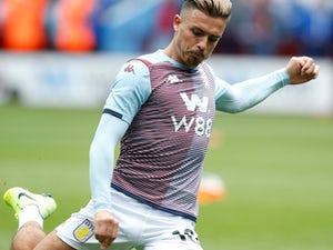 Jack Grealish looking forward to Villa's double header with City and Liverpool