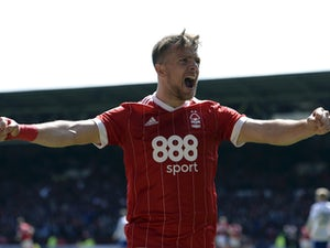 Scunthorpe sign Jamie Ward until January