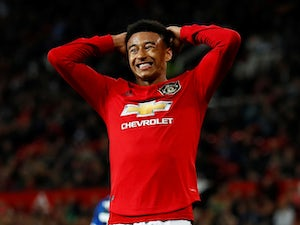 "Jesse Lingard hoping for ""fresh start"" when season resumes"