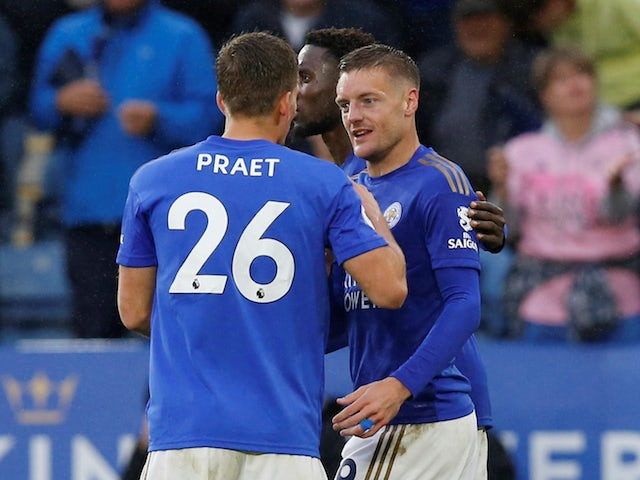 Result: Five-star Leicester thrash 10-man Newcastle