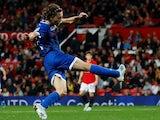 Luke Matheson scores for Rochdale against Manchester United on September 25, 2019