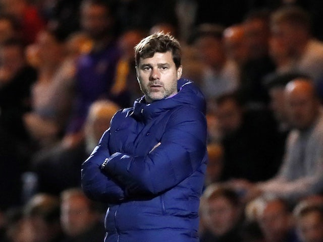 Spurs players 'furious with Pochettino'