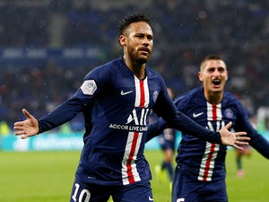 Neymar scores another late winner to rescue PSG