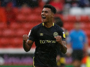 Ollie Watkins double helps Brentford thrash 10-man Bristol City