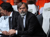 Derby County manager Phillip Cocu on September 28, 2019