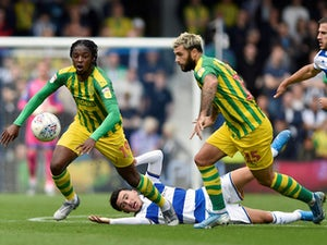 West Brom move top with win at QPR