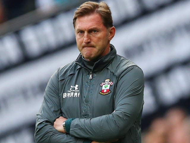 Southampton manager Ralph Hasenhuttl regards the action on September 28, 2019