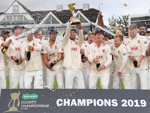 Sir Alastair Cook pledges one more year to Essex