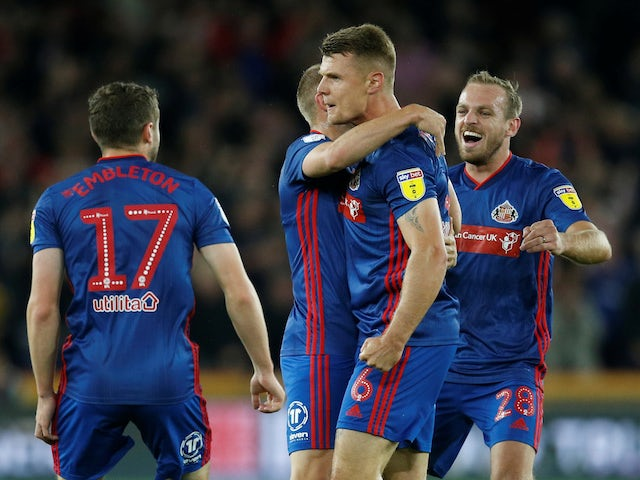 Result: League One Sunderland dump Sheffield United out of EFL Cup
