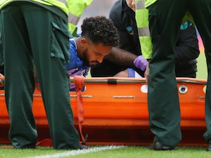Theo Walcott set for speedy recovery from head injury