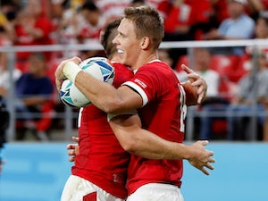 Wales thump Georgia to get World Cup off to flying start