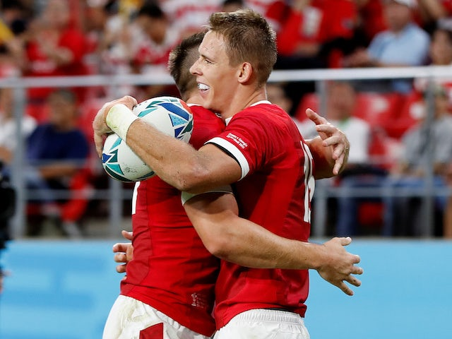 Liam Williams: 'Wales can win the World Cup'