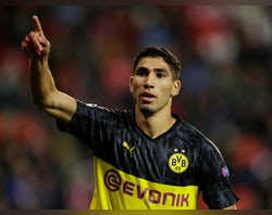 PSG, Juve to rival Chelsea for Achraf Hakimi?