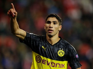 Arsenal 'join the race for Achraf Hakimi'