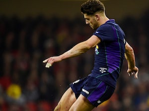 Adam Hastings hoping to claim World Cup opportunity
