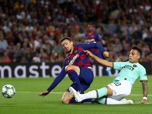 "Messi hails ""complete forward"" Lautaro Martinez"