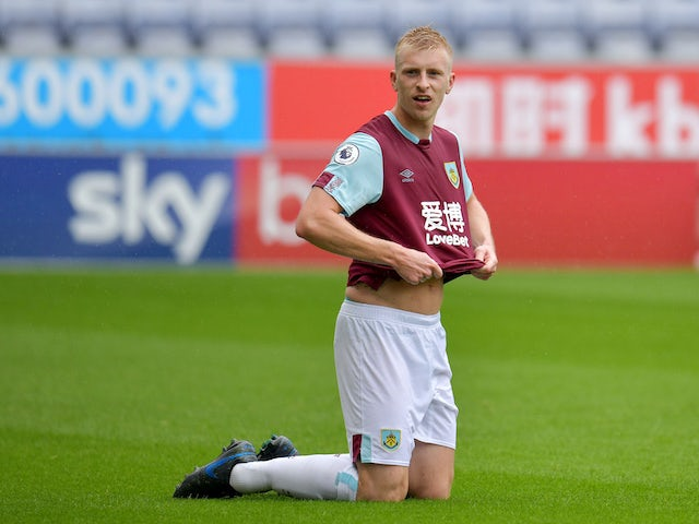 Sean Dyche confused over Ben Mee's England snub