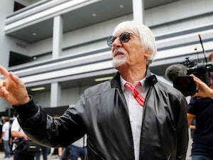 Ecclestone, 89, to be father again