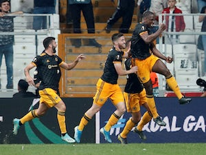 Wolves snatch last-gasp victory against Besiktas
