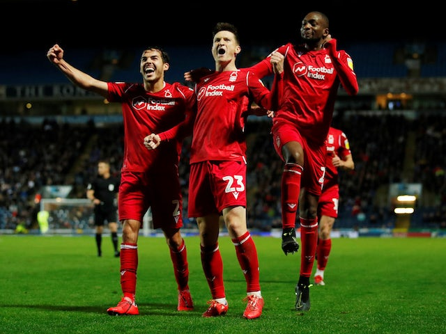 Result: Nottingham Forest miss chance to move top with Blackburn draw