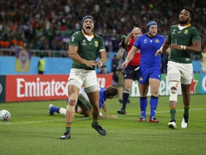 Cheslin Kolbe ruled out for South Africa against Wales