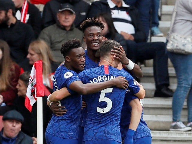 Result: Tammy Abraham scores again as Chelsea beat Southampton