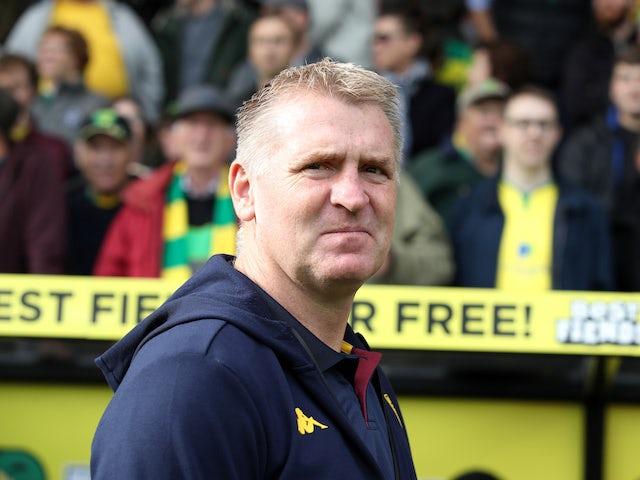 Dean Smith: 'Aston Villa deserved big win over Norwich'