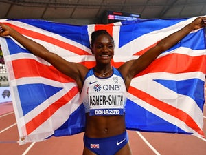 Dina Asher-Smith sets sights on Olympic glory after World Championship success