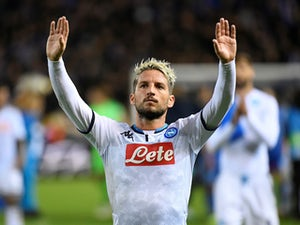 Lampard 'contacts Mertens over Chelsea move'