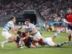 Result: England battle past 14-man Argentina to book quarter-final spot