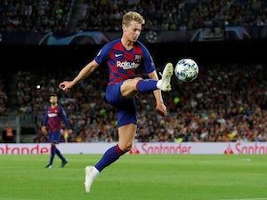 Bayern considering move for De Jong?