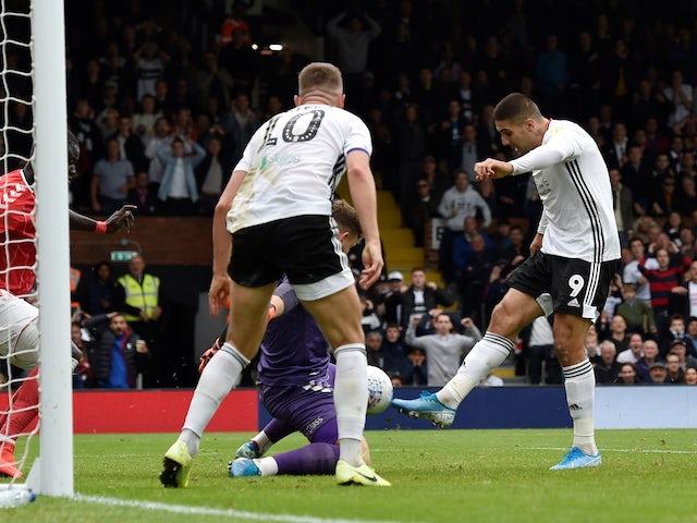 Result: Aleksandar Mitrovic saves draw for Fulham against Charlton