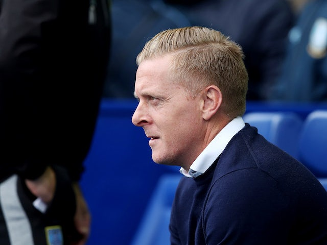 Sheffield Wednesday manager Garry Monk on October 5, 2019