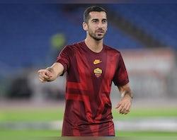 Roma 'still hopeful of reaching Mkhitaryan agreement'