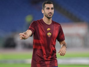 Roma 'still hopeful of reaching Mkhitaryan agreement'