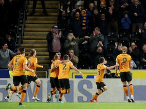 Hull hand Garry Monk first defeat as Sheffield Wednesday boss