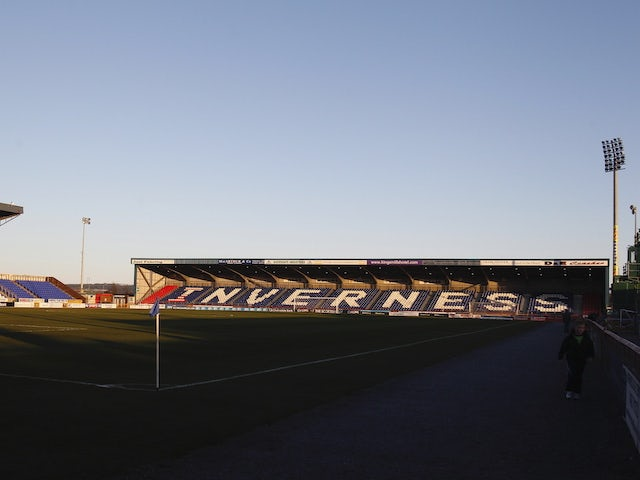Result: Inverness 2-2 Alloa: Basement side hold hosts to dramatic draw