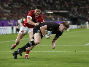 New Zealand score nine tries in Canada demolition