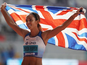 Katarina Johnson-Thompson: 'I'm not favourite in Tokyo'