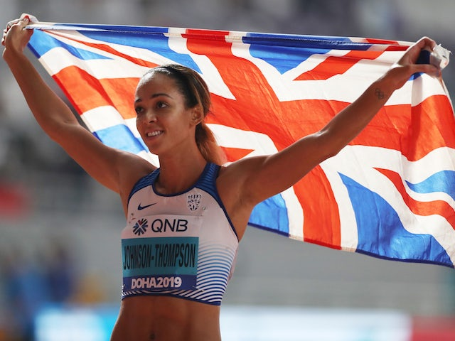 Katarina Johnson-Thompson sets sights on two more Olympics
