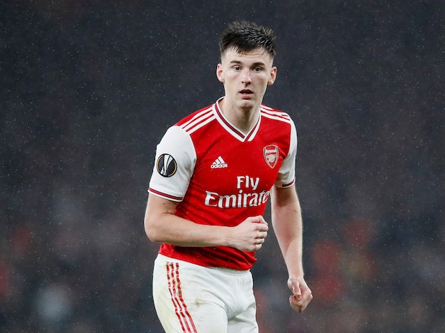 Arsenal to sell Kieran Tierney to Leicester City?
