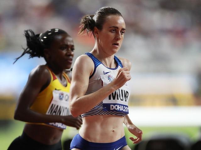 Result: Laura Muir falls just short of podium in Doha