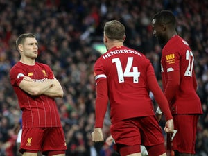 Liverpool still perfect after last-gasp Milner penalty