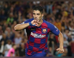 Barcelona injury, suspension list vs. Napoli