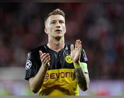 Reus urges Sancho to turn down Man United