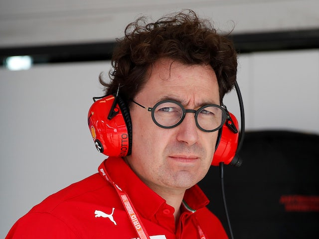 2020 Ferrari 'project' is fundamentally flawed - Binotto