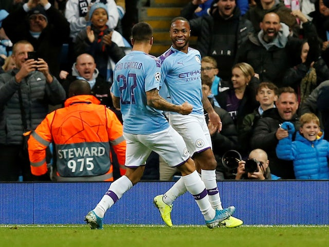 Result: Manchester City battle past Dinamo Zagreb to make it two from two