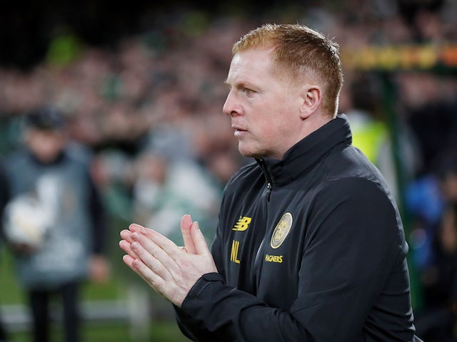 Neil Lennon wants Lazio game to be