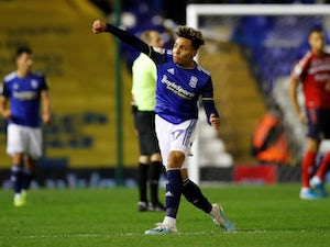 Birmingham claim dramatic late winner over Birmingham